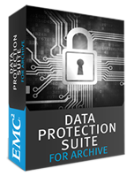 EMC Data Protection Suite for Archive