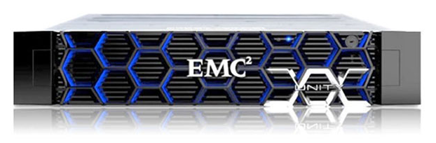 EMC Unity 300F All-Flash Storage