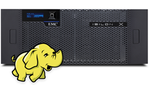 Isilon Solution for Hadoop Analytics
