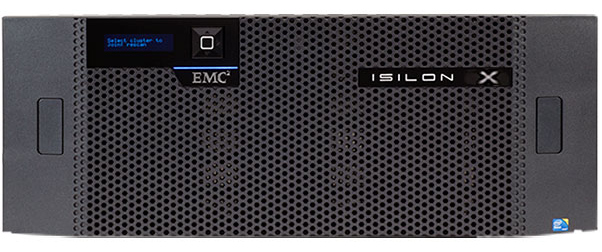 EMC Isilon Scale-Out NAS Storage